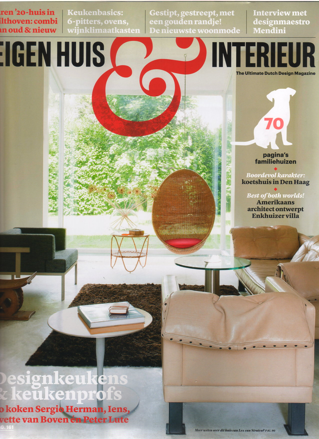 Eigen huis interieur features opposites attract melvin for Abonnement eigen huis en interieur